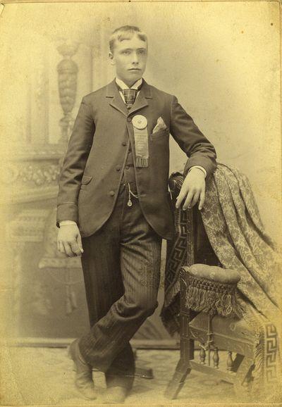 Grandpa Andrew Mattson-1
