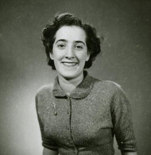 Joyce as a Young Woman